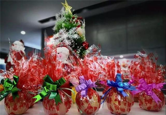 心厨集成灶遇见圣诞,用心烹饪的美食~