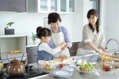 在生活的点滴中教育孩子,厨房是你不可忽视的