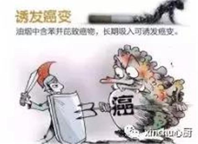解决油烟问题,原来这么简单!