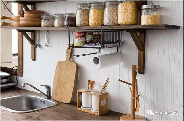 看起来干净清爽的厨房到底做对了什么